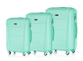 SUITCASE SET | STL946 ABS MINT