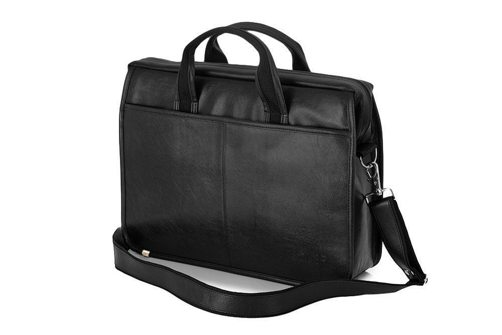a9f01eea25 Black shoulder laptop bag S13 Click to zoom ...