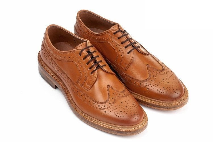 Gibson leather brogue shoes - Oxford