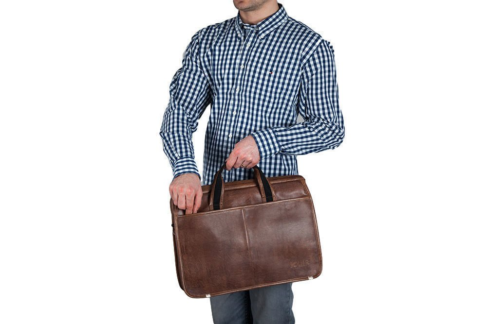 300bbb1892 ... Light brown shoulder laptop bag S13 Click to zoom ...