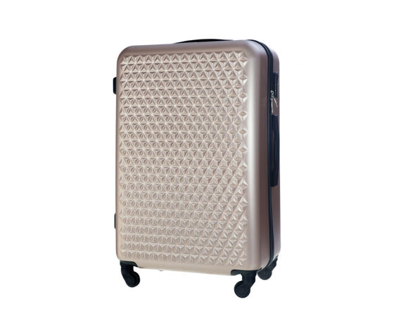 SMALL SUITCASE 55x35x22cm | STL870 ABS ROSE GOLD