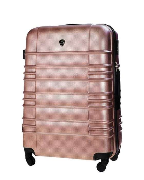 SMALL SUITCASE S | STL838 ABS ROSE GOLD