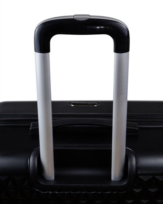 SUITCASE M | STL870 ABS BLACK